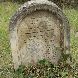 Tombstone Hebrew 37