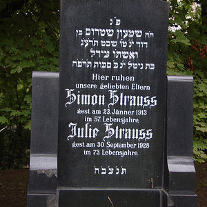 Strauss Simon