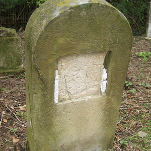 Tombstone Hebrew 18