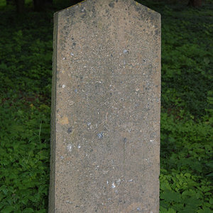 Tombstone Hebrew 44