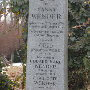 Wender Fanny