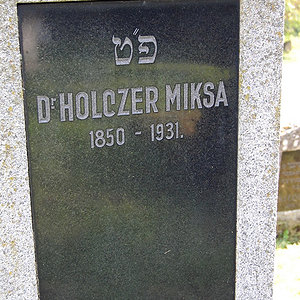 Holczer Miksa Dr.